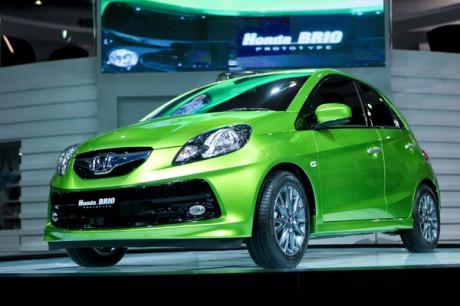 Brio akan menjadi mobil murah , dijual dengan harga dibawah 100 juta